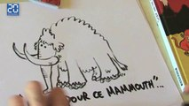 Tuto: Comment dessiner un mammouth en une minute