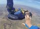 SCARIEST SKYDIVING JUMP
