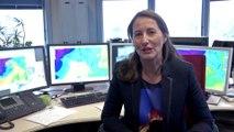 Ségolène Royal inaugure le centre de prévision des inondations dans les locaux de Météo France