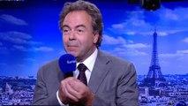 """Luc Chatel: """"la priorité c'est l'économie"""""""