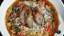 Pancotta Calabrese (Calabrian Cooked Bread Soup) Recipe  - Le Gourmet TV
