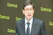 Bankia defiende sus resultados como buenos para los españoles