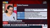 Métiers d'art, Métiers de luxe: Facteur et restaurateur de pianos, Sylvie Fouanon - 02/03