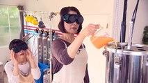 Une machine japonaise pour faire des crevettes en 3 secondes