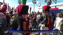 Napoleon comes back to life for Golfe Juan landing bicentenary