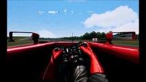FF1 2015 (Ferrari SF15T Livery), Top Gear Test Track, Onboard, Assetto Corsa