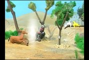 Le Messager : Film d'animations bilingue français / arabe (Dessin animé Rissala pour enfants)