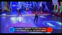 Atrevidos: El show del grupo 'Katana y son pa´ti'