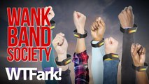 WANKBAND SOCIETY: PornHub Releases Wearable Band That Charges USB Devices Through Fapping