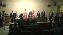 Başbakan Davutoğlu - Portekiz Temaslarına İlişkin