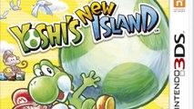 Yoshis New Island Gameplay (Nintendo 3DS) [60 FPS] [1080p]