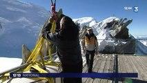 Un grand cru de Savoie vinifié au cœur du Mont-Blanc