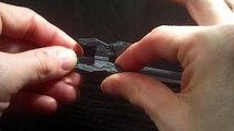 1/144  Drei Zwerg (RG Wing Zero Custom Add On) Review