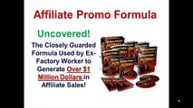 Affiliate Promo Formula - Review of Affiliate Promo Formula
