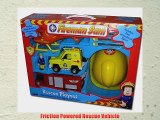 Fireman Sam Friction Jupiter Fire Engine Rescue Playset Includes Jupiter Helicopter Rescue