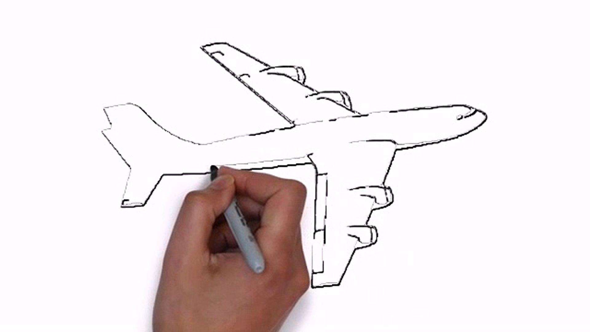 How To Draw Airplane Get Paid To Draw