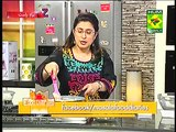 Food Diaries With Zarnak Sidhwa Cooking Show on Hum Masala Tv 2nd March 2015