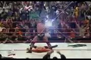 wwe the rocks best rock bottom and peoples elbow