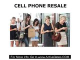 Cell Phone Resale - Sell Cell Phone for Cash