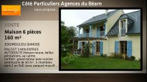 A vendre - maison - SOUMOULOU (64420) - 6 pièces - 160m²