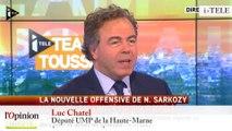 """TextO' : Gérald Darmanin : """"un candidat FN, c'est quelqu'un qu'on ne voit jamais sur le terrain"""""""
