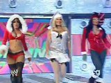 Mickie James, Kelly Kelly, Michelle McCool and Maria vs. Melina, Jillian Hall, Victoria and Layla