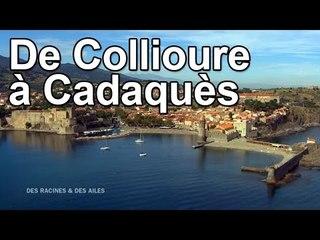 DRDA : De Collioure à Cadaquès