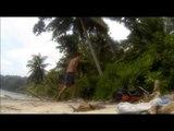 Corentin sur l'île hostile - Thalassa: Corentin, nomade des mers (extrait)