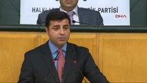 Demirtaş, Partisinin Grup Toplantısında Konuştu 5