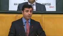 Demirtaş, Partisinin Grup Toplantısında Konuştu 3