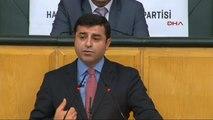 Demirtaş, Partisinin Grup Toplantısında Konuştu 7
