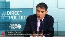 Olivier Faure charge Hidalgo sur les transports #DirectPolitique