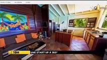 Reportage sur les visites virtuelles interactive à 360° de  Couleurs 360 sur martinique 1ère le 13 juin 2014