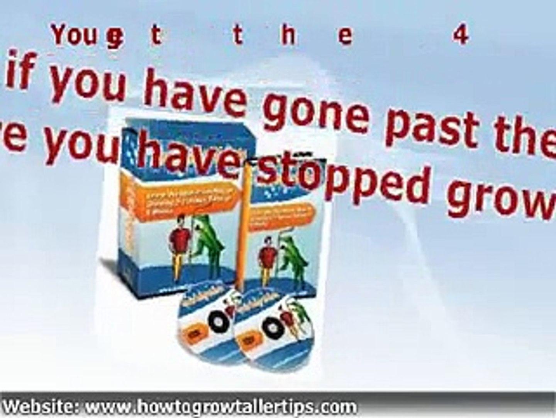 Review of Grow Taller 4 Idiots - Grow Taller Program