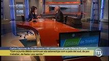 """TV3 - Els Matins - Espinosa de los Monteros: """"Hem de vendre un país tecnològic i avançat i ara v"""