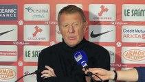 Brest - Auxerre : Alex Dupont en conférence de presse d'avant-match