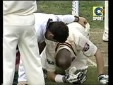 Rally BRUTAL, Most dangerous ball Bowled  in any cricket match...........!!!!!!!!!!!