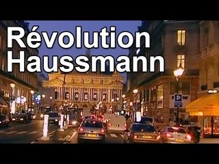 DRDA : Révolution Haussmann