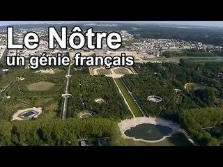 DRDA : Le Nôtre, un génie français
