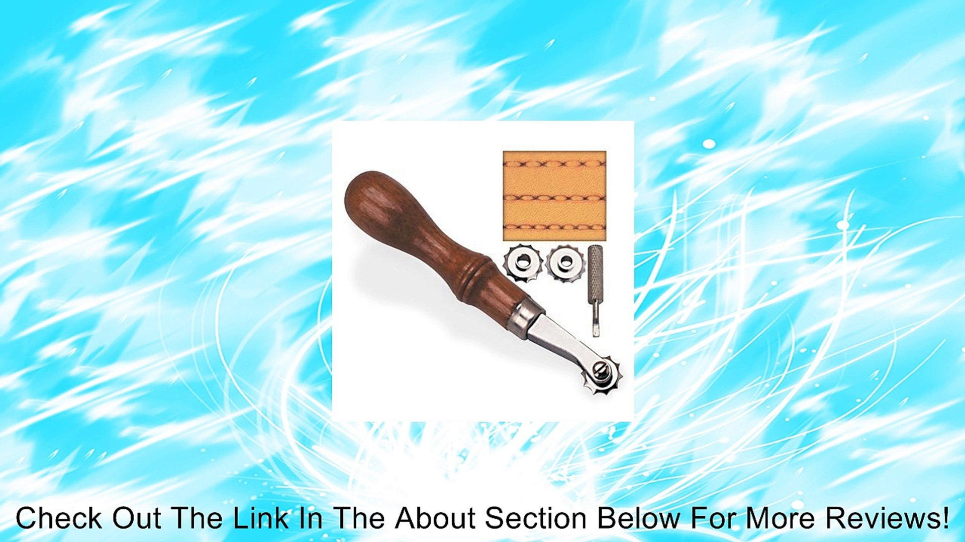 Tandy Leather Craftool� Spacer Set 8091-00