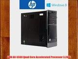 HP Pavilion p7 AMD Quad-Core 1.5TB HDD Desktop PC