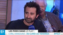 Duel de blagues entre le champion vs Mathieu Madénian – Cyril Hanouna