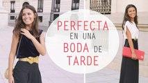 Perfecta para una boda de tarde   Blog LBD by María Gaviña
