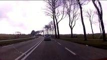 Frontale botsing op nippertje afgewend - RTV Noord