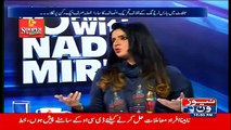 10 PM With Nadia Mirza (PTI EX MPA Javed Nasim Exclusive Interview..!!) – 3rd March 2015