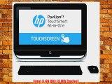 P Pavilion 23-f270 23-Inch TouchSmart All-in-one Desktop (3.4 GHz Intel Core i3-3240 Processor