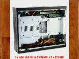 Intel Atom D525 5x Intel LAN Mini PC Kit JBC200F99-525-B NF99FL-525 AD3INLANG