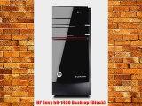 HP Envy h8-1430 Desktop (Black)