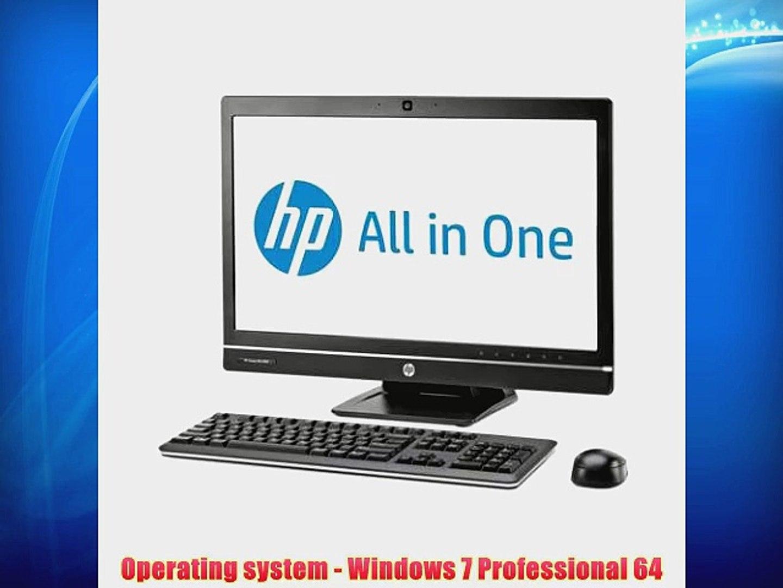 HP Business Desktop Elite 8300 B8U12UT All-in-One Computer - Intel Core i7 i7-3770 3.4GHz -