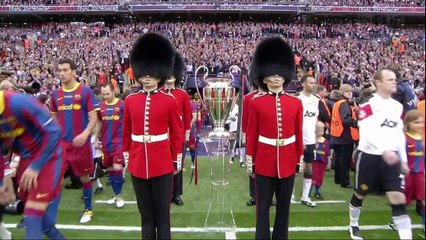 UCL 2011 FINAL - Barcelona Vs Manchester United